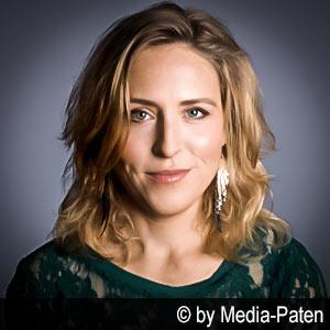 Sprecherin Britta Steffenhagen