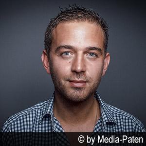 Sprecher Alex Turrek