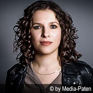 Sprecherin Anne Helm