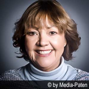 Sprecherin Cornelia Meinhardt