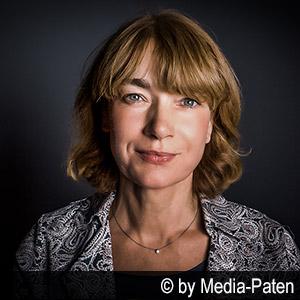 Sprecherin Gundi Eberhard