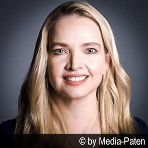 Sprecherin Julia Biedermann