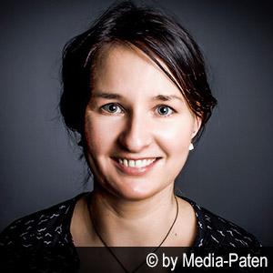 Sprecherin Julia Kaufmann