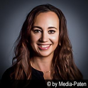 Sprecherin Julia Meynen