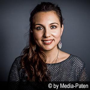 Sprecherin Magdalena Turba