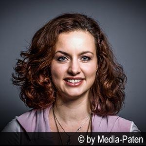 Sprecherin Marieke Oeffinger