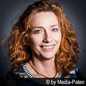 Sprecherin Marion Musiol