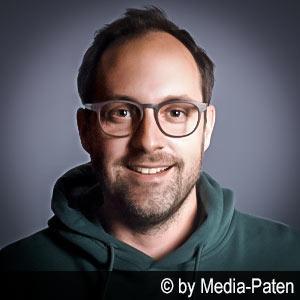Sprecher Marius Clarén