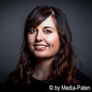 Sprecherin Nicole Hannak