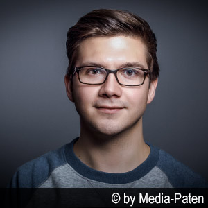 Sprecher Patrick Baehr