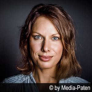 Sprecherin Sandrine Mittelstädt