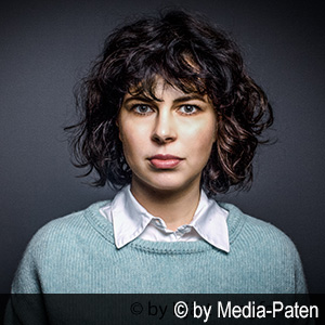Sprecherin Sarah Riedel