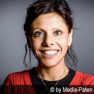 Sprecherin Shandra Schadt