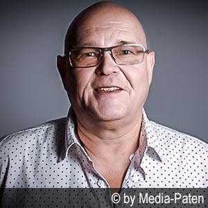 Sprecher Tobias Meister