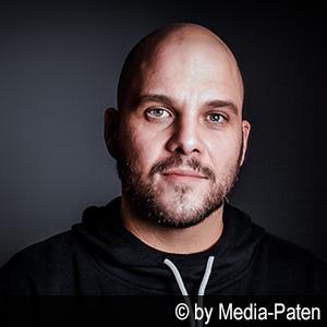 Sprecher Tobias Müller